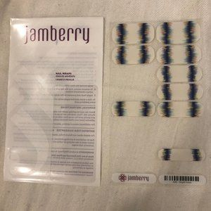 Jamberry Nail Wraps ~ 'A912 - Bright Noise'